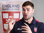 England Media Session - 10 October 2017