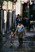 The Jewish Ghetto in Damascus. Syria 1991