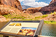 Rainbow Bridge Geology Information