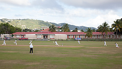 WICB Professional Cricket League Regional 4-Day Tournament on Sunday, February 21, 2016 at the Addelita Cancryn Junior High School.  © Aisha-Zakiya Boyd