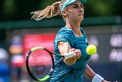 11-06-2019 NED: Libema Open, Rosmalen<br /> Grass Court Tennis Championships First round WTA / Lesia Tsurenko (UKR)