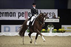 De Belder Kelly (BEL) - Flambo<br /> JBK Horse Show Odense 2009<br /> © Hippo Foto - Leanjo de Koster
