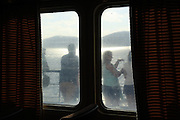 On the ferry from the Island Porto Santo back to  Madeira. © Romano P. Riedo | fotopunkt.ch