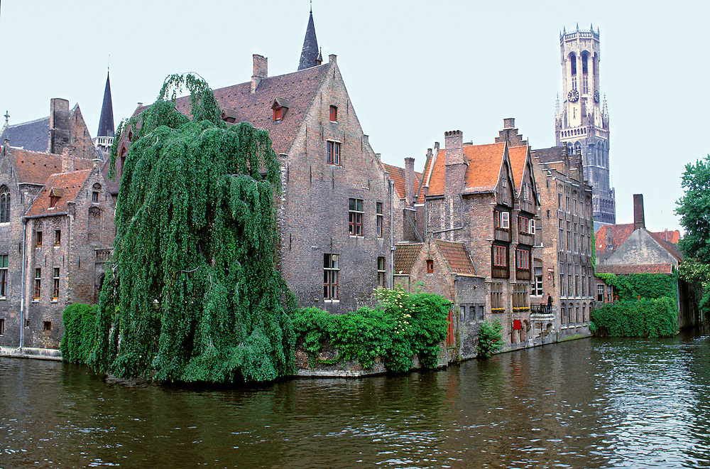 "Belgium's Bruges is often called the ""Venice of the North""."