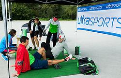 Athlete Bostjan Buc at Adidas Tekaski kamp 2014, on October 4, 2014 in Celje, Slovenia. Photo by Vid Ponikvar / Sportida.com