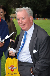 The EARL OF HALIFAX at the 3rd annual Macmillan Dog Day in aid of Macmillan Cancer Relief held at Royal Hospital Chelsea, London SW3 on 5th July 2005.<br /><br />NON EXCLUSIVE - WORLD RIGHTS