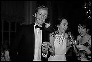 TOM VERBIST, ELIZABETH HAMILTON, PRESIDENT OF THE CLUB, Oxford University Polo club Ball, Blenheim Palace. Woodstock. 6 March 2015ELIZABETH