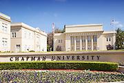 Chapman University in Orange County California