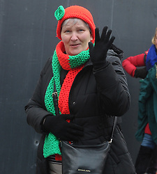 Brid Mulchrone pictured at the Mayo v Dublin league match at McHale park.<br /> Pic Conor McKeown