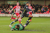Accrington Stanley v York City 071115