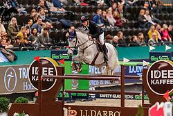 BELETSKIY Vladimir (RUS), Couture<br /> Leipzig - Partner Pferd 2020<br /> IDEE Kaffee-Preis<br /> Springprfg. nach Fehlern und Zeit, int.<br /> 17. Januar 2020<br /> © www.sportfotos-lafrentz.de/Stefan Lafrentz