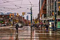 Spadina Avenue & Dundas Street