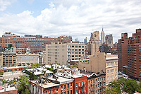 View from 299 West 12th Street
