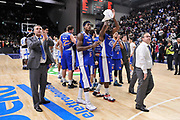 DESCRIZIONE : Campionato 2014/15 Serie A Beko Dinamo Banco di Sardegna Sassari - Acqua Vitasnella Cantu'<br /> GIOCATORE : Acqua Vitasnella Cantu' Team<br /> CATEGORIA : Ritratto Delusione<br /> SQUADRA : Acqua Vitasnella Cantu'<br /> EVENTO : LegaBasket Serie A Beko 2014/2015<br /> GARA : Dinamo Banco di Sardegna Sassari - Acqua Vitasnella Cantu'<br /> DATA : 28/02/2015<br /> SPORT : Pallacanestro <br /> AUTORE : Agenzia Ciamillo-Castoria/L.Canu<br /> Galleria : LegaBasket Serie A Beko 2014/2015