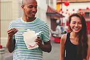 Chinatown Couple