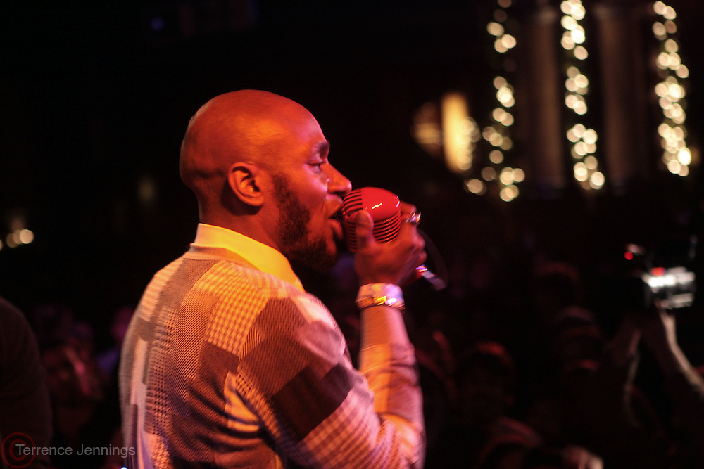 MOS DEF performs at The OkayPlayer Holiday Jammy Produced by Jill Newman Productions held at BB KINGS on Decemeber 16, 2009
