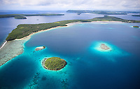 Paragliding for the first time in Tonga gives new perspective to the islands from the viewpoint of a bird.