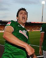 Fussball Bundesliga 2013/14: Braunschweig - Bremen