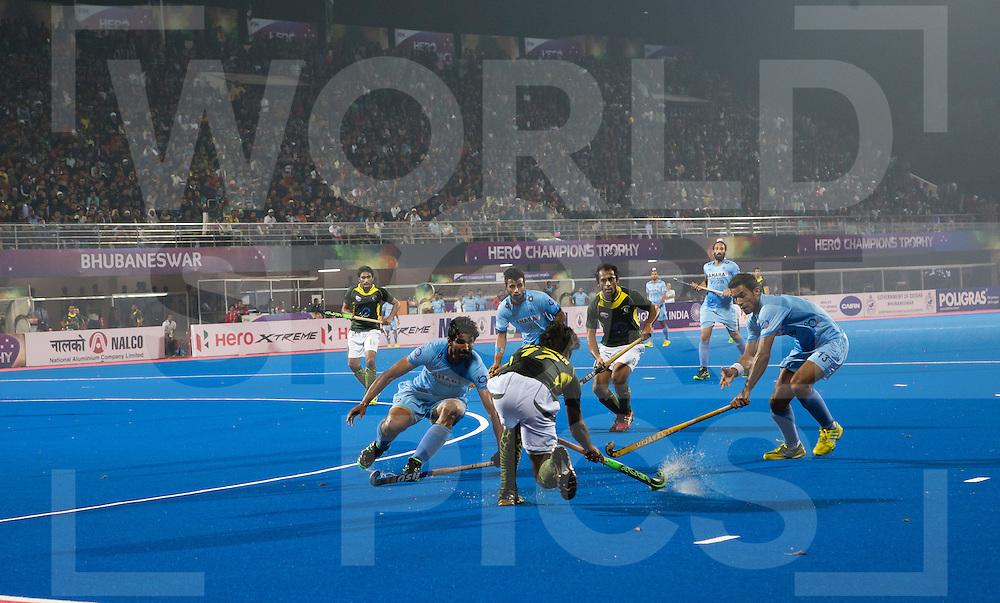 BHUBANESWAR (India) -  Hero Champions Trophy hockey men. Semifinal India vs Pakistan. Photo Koen Suyk