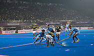 BHUBANESWAR (India) -  Hero Champions Trophy hockey men. Semifinal India vs Pakistan. Photo Koen Suyk