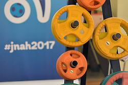 Les Coulisses, Haltérophilie aux Jeux Nationaux de L'Avenir