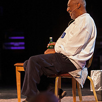 Entertainer Bill Cosby performs at the Turning Stone Resort Casino Showroom on Friday, June 7, 2013 in Verona, New York.  (AP Photo/Alex Menendez)