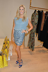 STEPHANIE PRATT at the launch of the Luisa Spagnoli Flagship store at 171 Piccadilly, London on 13th October 2016.