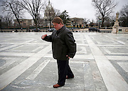 Monday, Feb. 11, 2013  TEDDY METRO SPORTS : Teddy Kremer of White Oak performs a waltz on the steps of the Supreme Court of the United States of America in front of the United State Capitol. Among other skills, Teddy is a ballroom dancer. The Enquirer/Jeff Swinger