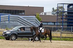 De Keersmaecker Jolien, BEL, Morumbi CD<br /> LRV Dressuur - Kontich 2020<br /> © Hippo Foto - Dirk Caremans<br /> 25/07/2020