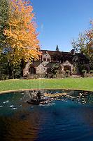 Bourn Cottage, Empire Mine State Historic Park, Grass Valley, California