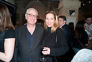 , DON BOYD; MANUELA NOBLEThe launch party of HiBrow and A Mighty Big If. ÊThe Crypt. St. Martins in the Fields. London. 24 January 2012<br /> , DON BOYD; MANUELA NOBLEThe launch party of HiBrow and A Mighty Big If.  The Crypt. St. Martins in the Fields. London. 24 January 2012