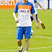 AUS/Seefeld/20100530 - Training NL Elftal WK 2010, Mark van Bommel