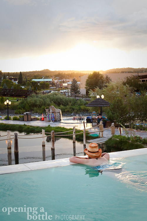 The Springs Resort, Pagosa Springs, Colorado.