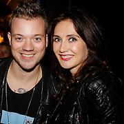 NLD/Amsterdam/20120918 - Cd Box presentatie Doe Maar , Gers Pardoel met Carice van Houten