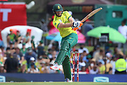 Heinrich Klaasen during the International T20 match between South Africa and England at Supersport Park, Centurion, South Africa on 16 February 2020.