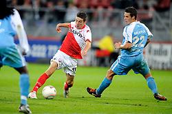 29-08-2009 VOETBAL: FC UTRECHT - SPARTA: UTRECHT<br /> Utrecht wint met 2-0 van Sparta / Dries Mertens<br /> ©2009-WWW.FOTOHOOGENDOORN.NL