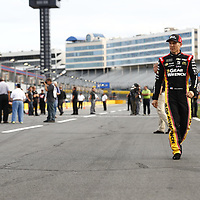 May 25, 2017 - Concord, NC, USA: Jamie McMurray (1) hangs out on pit road prior to qualifying for the Coca Cola 600 at Charlotte Motor Speedway in Concord, NC.