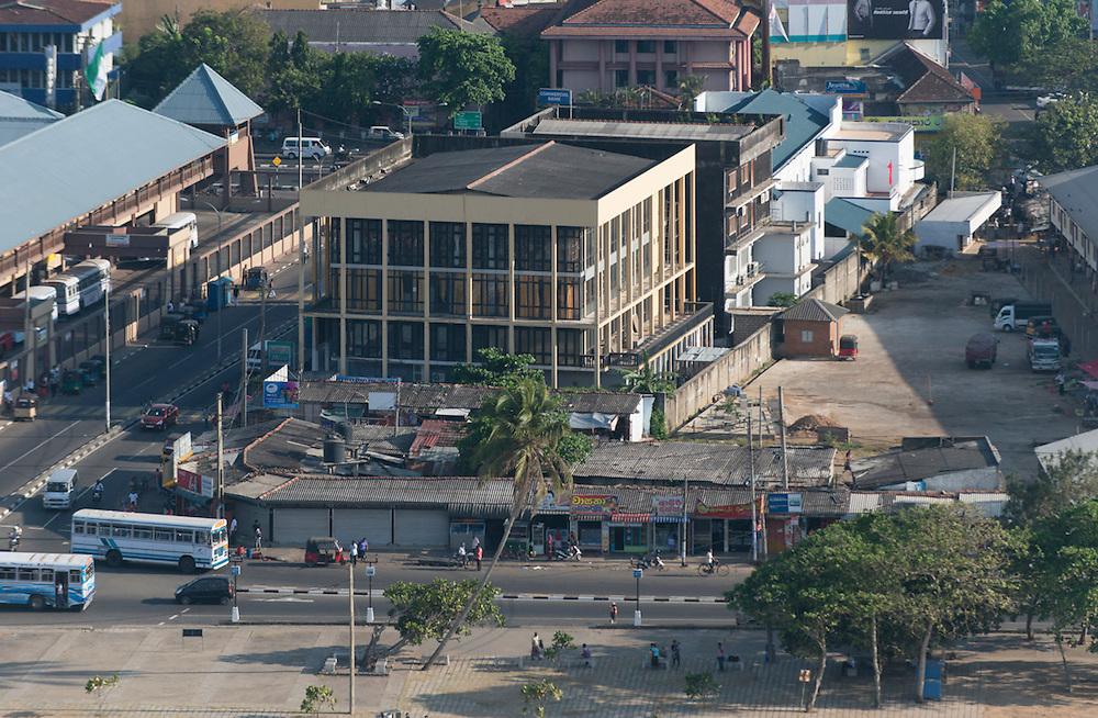 Office Building<br /> Matara, Sri Lanka. 1969<br /> Geoffrey Bawa