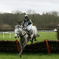 Grafite and Mark Marris winning the 2.20 race