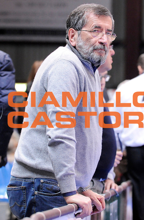 DESCRIZIONE : Cantu' Campionato Lega A 2013-14 Acqua Vitasnella Cantu' Vanoli Cremona<br /> GIOCATORE : Aldo Vanoli <br /> CATEGORIA : VIP Presidente<br /> SQUADRA : Vanoli Cremona<br /> EVENTO : Campionato Lega A 2013-14<br /> GARA : Acqua Vitasnella Cantu' Vanoli Cremona<br /> DATA : 02/03/2014<br /> SPORT : Pallacanestro <br /> AUTORE : Agenzia Ciamillo-Castoria/A.Giberti<br /> Galleria : Campionato Lega A 2013-14  <br /> Fotonotizia : Cantu' Campionato Lega A 2013-14 Acqua Vitasnella Cantu' Vanoli Cremona<br /> Predefinita :
