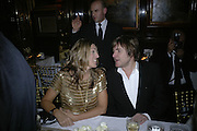 Leanne Woolrich and Simon Lebon,  Charles Finch and Chanel 7th Anniversary Pre-Bafta party to celebratew A Great Year of Film and Fashiont at Annabel's. Berkeley Sq. London W1. 10 February 2007. -DO NOT ARCHIVE-© Copyright Photograph by Dafydd Jones. 248 Clapham Rd. London SW9 0PZ. Tel 0207 820 0771. www.dafjones.com.