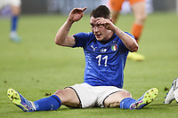 Andrea Belotti  <br /> Torino 04-06-2018 Allianz Stadium <br /> Football Friendly Match Italy - Netherlands <br /> Calcio Amichevole Italia - Olanda <br /> Foto Daniele Buffa / Image Sport / Insidefoto