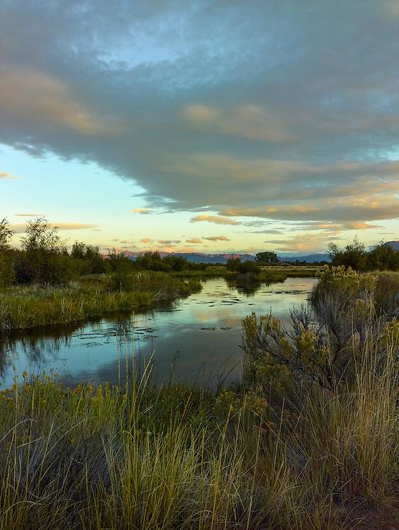 Silver Creek, near Sun Valley, Idaho