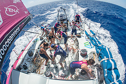 April DD, 2015. Leg 6 to Newport onboard Team SCA. Day XX.