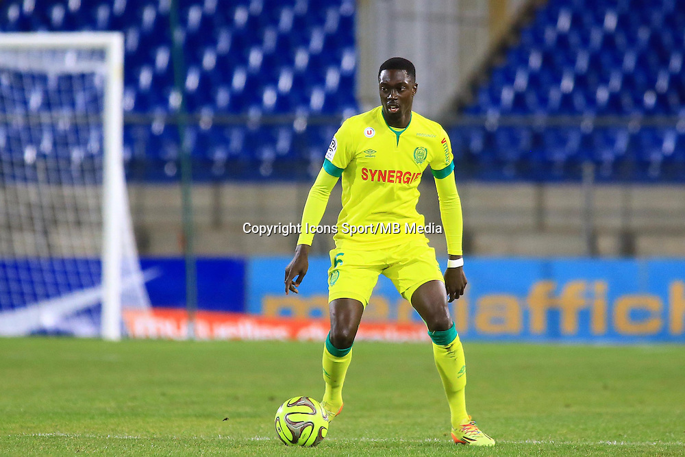 Remi GOMIS  - 24.01.2015 - Montpellier / Nantes  - 22eme journee de Ligue1<br />