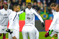 Kurt Zouma  - 26.03.2015 - France / Bresil - Match Amical<br />