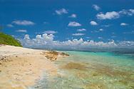 Des Roches, The Seychelles<br /> unusual rocks along the shoreline<br /> c. Ellen Rooney
