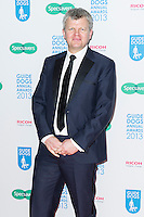 Adrian Chiles,Guide Dog of the Year Awards and Charity Ball, London Hilton, Park Lane, London UK, 11 December 2013, Photo by Raimondas Kazenas