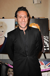 Singer ANTHONY COSTA at the Inspiration Awards For Women held at Cadogan Hall, Sloane Terrace, London on 6th October 2010.