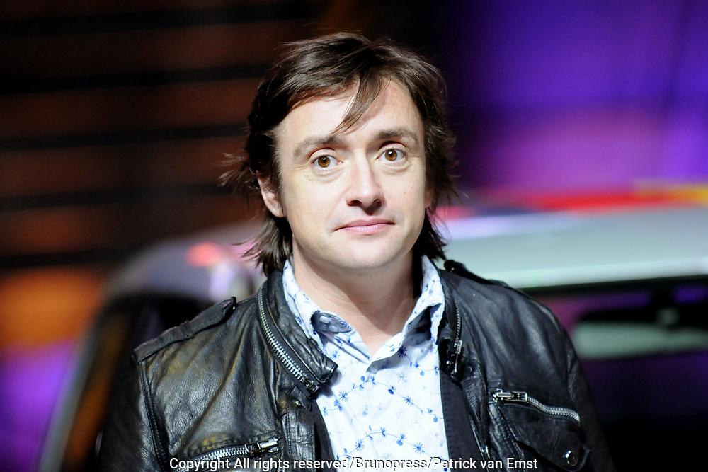 Top Gear Live World Tour in de RAI .<br /> <br /> op de foto:<br /> <br />  Presentator van Top Gear Richard Hammond